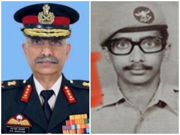 Army Chief Gen MM Naravane and Air Force Chief RKS Bhadauria and their pics during NDA days