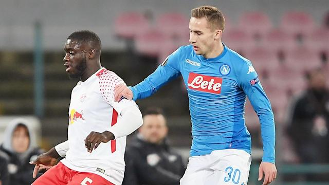 Arsenal, Borussia Dortmund, Atletico Madrid, Napoli, Marseille, AC Milan, RB Leipzig and Nice are all in Europa League action - follow it all LIVE!