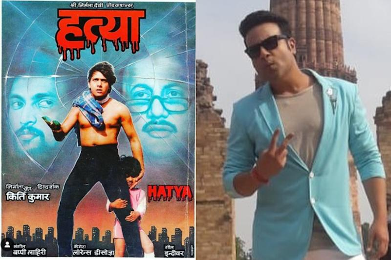 Krushna Abhishek Featured on the Poster of Govinda's Film Hatya But He Wasn't In The Film