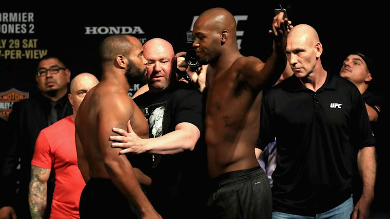 UFC 241: Jon Jones throws shade at Daniel Cormier after TKO loss