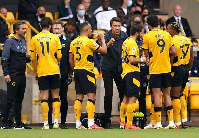 Wolves have lost their first three matches 1-0