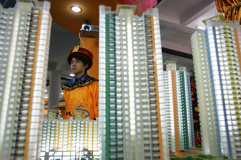 China's property market will see smaller price gains ahead, major developer says