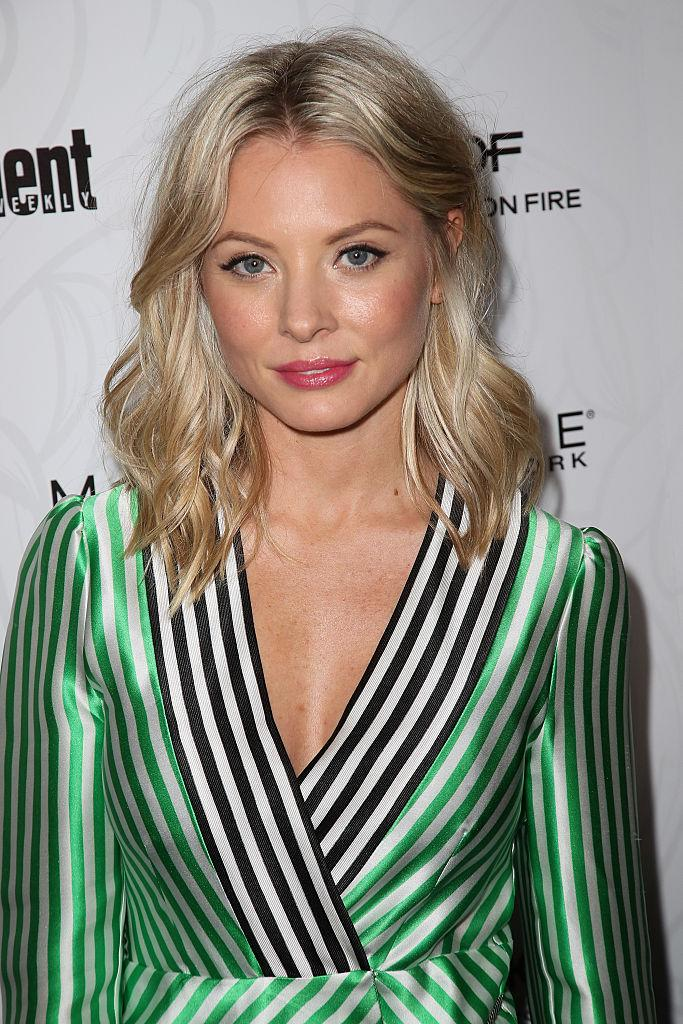 Kaitlin Doubleday in January 2017. (Photo: Getty Images)