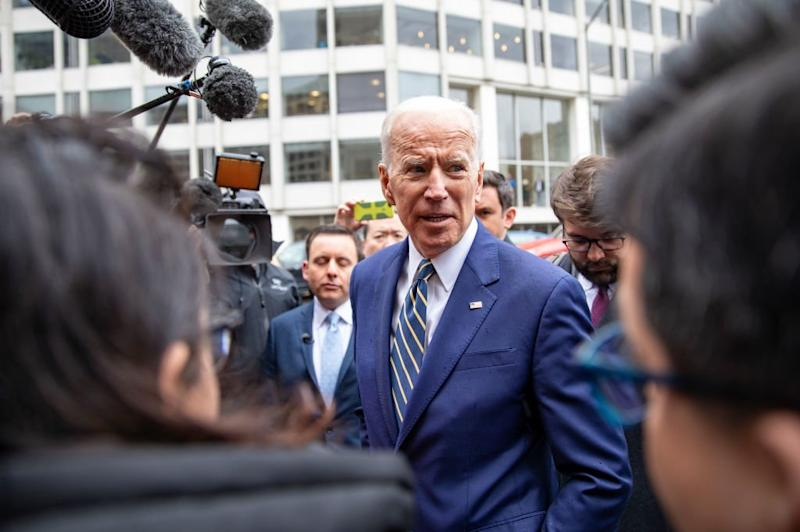 Many of Joe Biden's strengths may turn out to be weaknesses as his third presidential campaign gets underway this week.