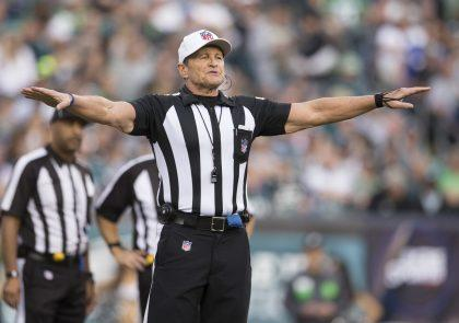 Nfl Announces Roster Of Officials For 2016 All Referees Return