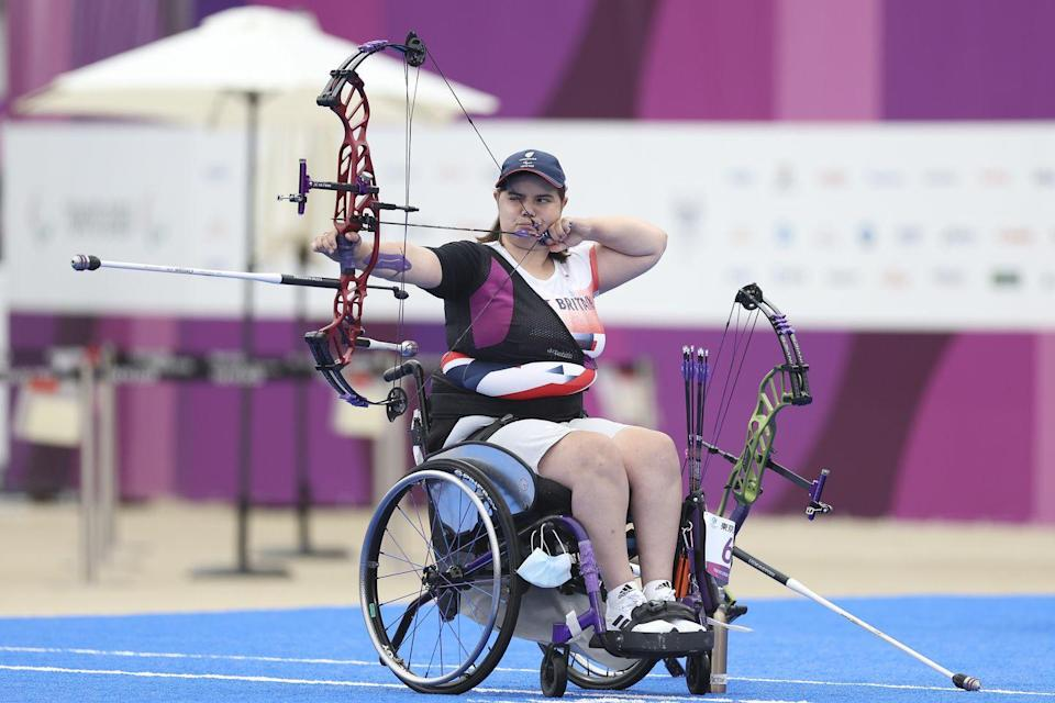 <p>She was world number one in the W1 category coming into the games and beat out US Lia Coryell to take the bronze medal at Tokyo – her first Paralympic Games. </p>