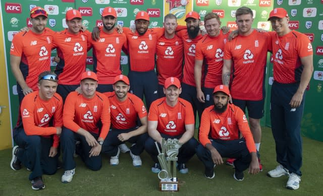 Silverwood feels his squad for the World T20 is beginning to take shape