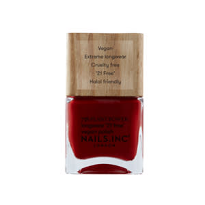 Nails Inc. Plant Power Nail Polish in Swear By Salutation