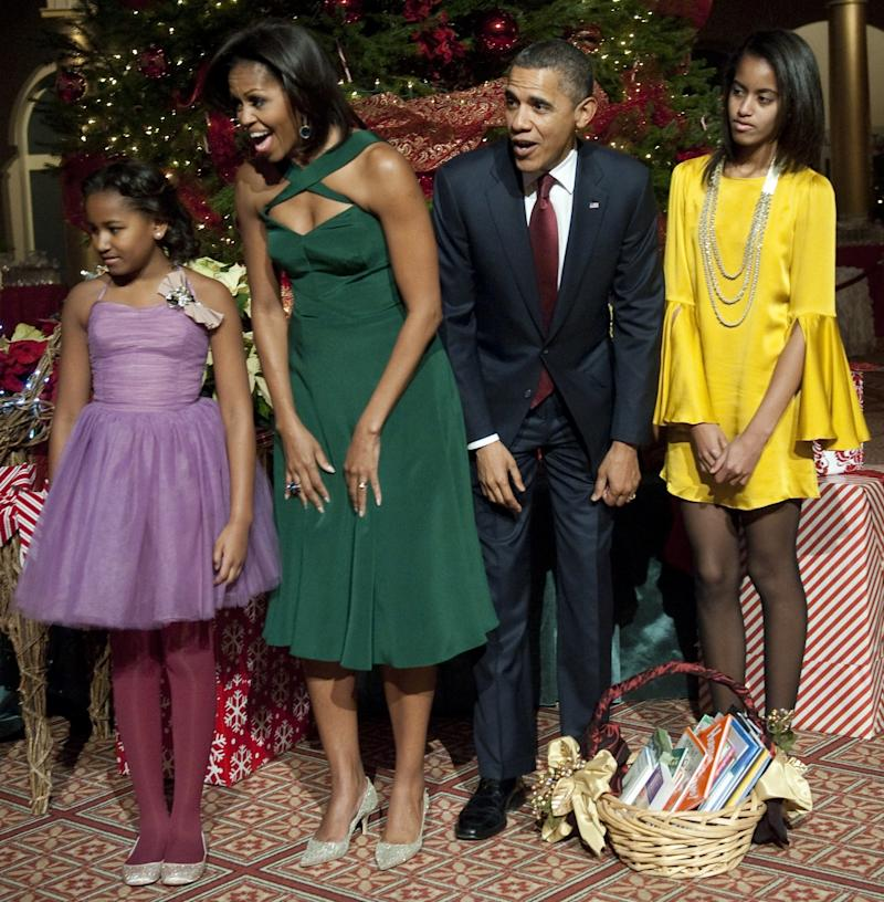 Justin Bieber, Cee Lo Green, and Conan O'Brien were all there when Obama transformed the brand Cushnie et Ochs, which designers Carly Cushnie and Michelle Ochs had already found some niche acclaim for, from a favorite of critics to a profit-turning company with an agenda full of appointments. Since Obama wore a green dress of theirs on-screen of a 2011 White House Christmas special, the brand has since found a home in New York Fashion Week, worked its way into the red carpet looks of Sarah Paulson and Gigi Hadid, and even launched its own activewear line.