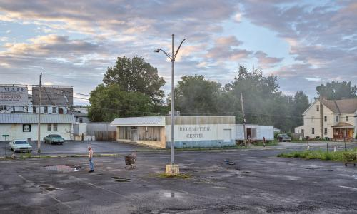 The big picture: hard times in Pittsfield, Massachusetts
