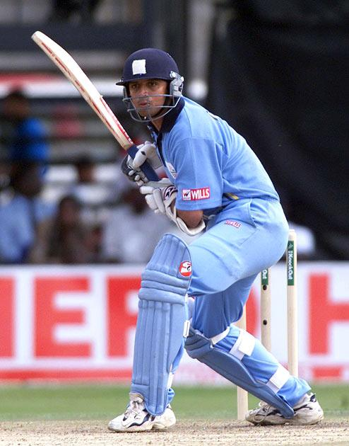 Dravid scored his first ODI century (107) in the 1997 Independence Cup game against arch-rivals Pakistan in Chennai on 21 May 1997.