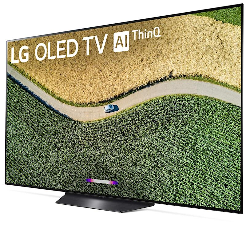 "LG OLED55B9PUA B9 Series 55"" 4K Ultra HD Smart OLED TV"