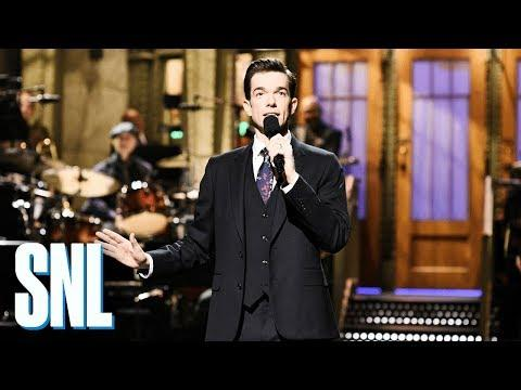 "<p>Being afraid to get flu shots, enjoying old-fashioned things (like waving at passing ships), and robots asking people if they're robots? That's only the cusp of Mulaney's first-ever stand-up monologue for the series, preparing everyone for what's about to come.</p><p><a href=""https://www.youtube.com/watch?v=en5_JrcSTcU"">See the original post on Youtube</a></p>"