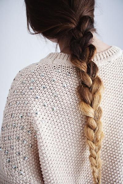 Ombre + Dip-Dyed Hair