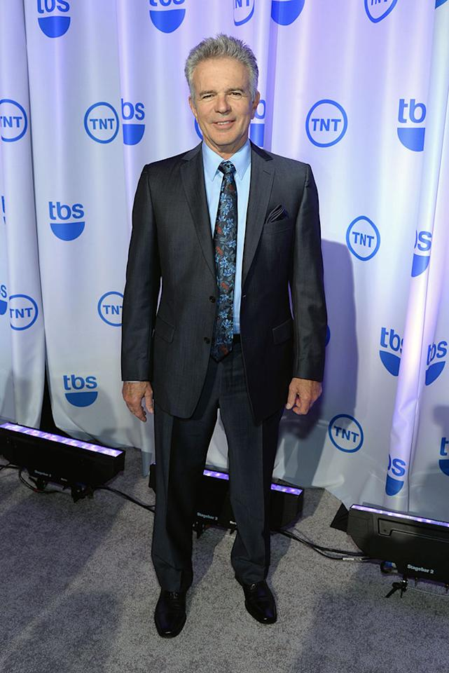 """Anthony Denison(""""Major Crimes"""") attends the 2013 TNT/TBS Upfront at Hammerstein Ballroom on May 15, 2013 in New York City."""