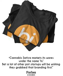 Bet a lot of other pot startups will be wishing they grabbed that branding first