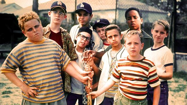 """The writer-director of """"The Sandlot"""" has written a new baseball movie. (Youtube)"""