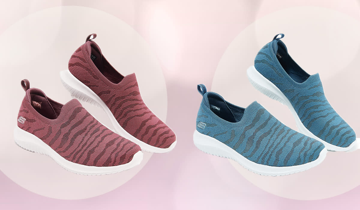 Skechers are on sale at QVC. (Photo: QVC)