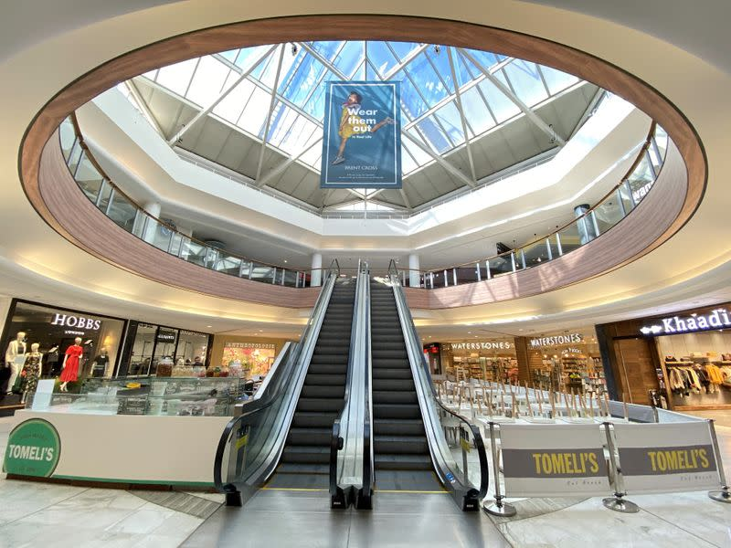 Brent Cross owner Hammerson says CEO to step down