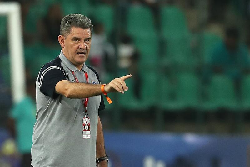Super Cup 2018: John Gregory - It was difficult to find motivation after ISL title win