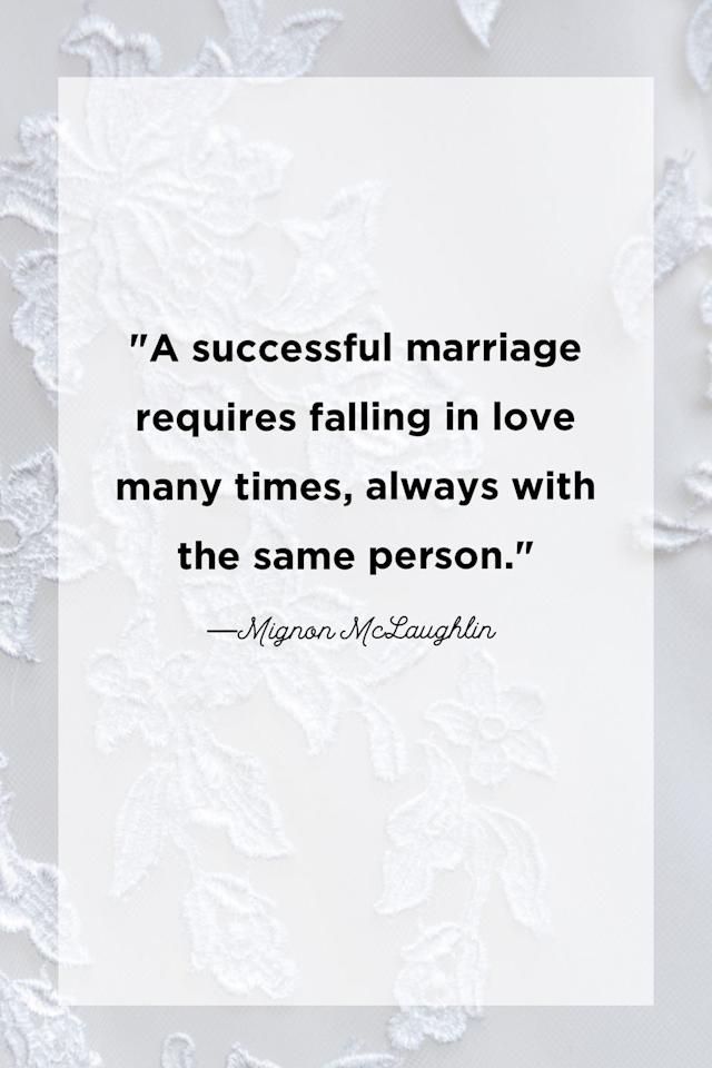 25 Wedding Quotes to Make You Fall in Love All Over Again