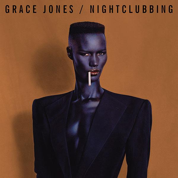 Grace Jones: Nightclubbing, Island Records (1981)