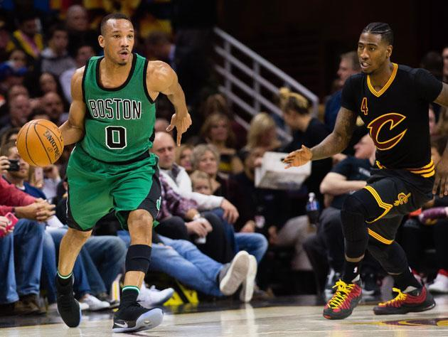 Avery Bradley's two-way game is about to hit the Conference final stage. (Getty Images)