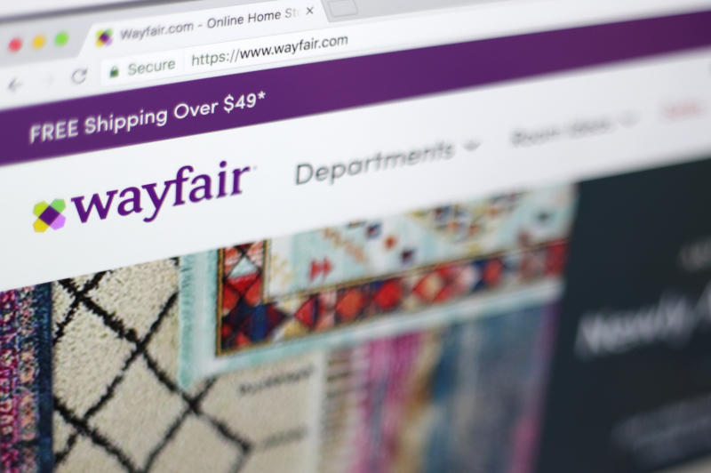 Online Furniture Seller Wayfair To Open A Store