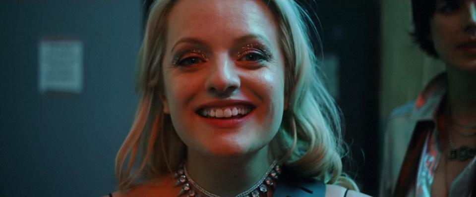 Elisabeth Moss as Becky Something in 'Her Smell' (Photo: Gunpowder & Sky / Courtesy: Everett Collection)