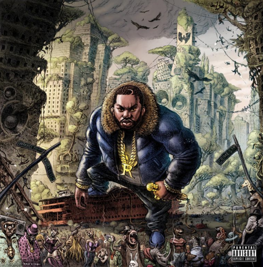 Raekwon Explores 'The Wild' On New Album With Lil Wayne, G-Eazy & More