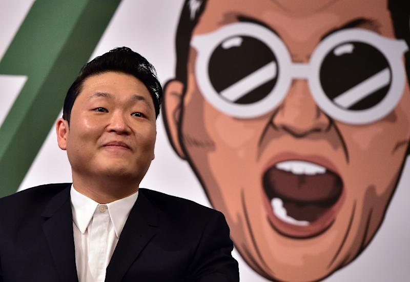 """South Korean singer Psy was catapulted to unlikely international stardom after the """"Gangnam Style"""" music video, with its invisible horse-riding dance, went viral"""