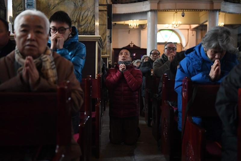 China and Vatican close to a deal on appointment of Catholic bishops, report says