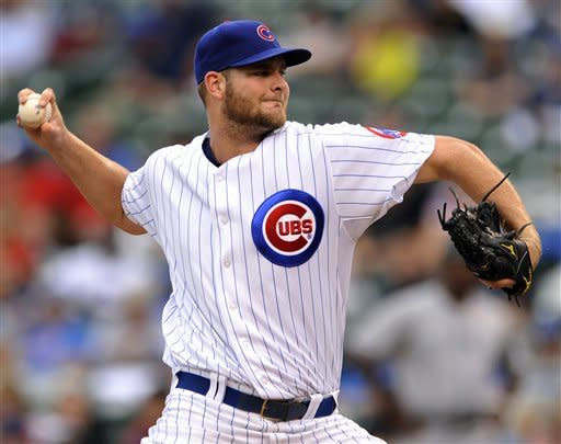 Finally, a win for Volstad as Cubs beat Rockies