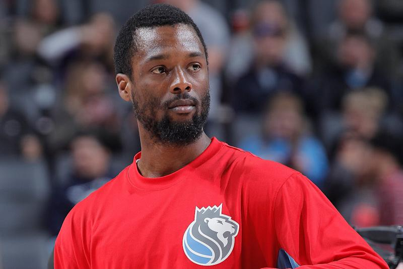 Kings' Harrison Barnes Says He Won't Shave Beard or Cut Hair Until Team Hits .500 Record