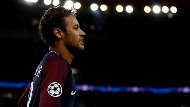 """The Brazilian forward says the French giants """"want to make history"""" by knocking the reigning European champions out of this season's competition"""