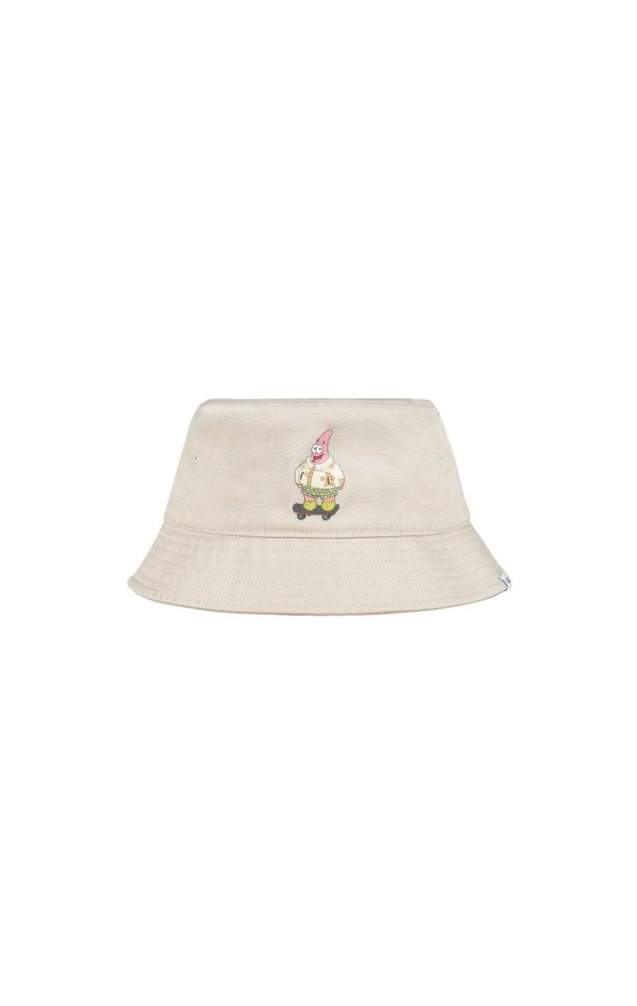 <p>We're obsessed with this <span>Sandy Liang For Vans x SpongeBob Bucket Hat</span> ($42), featuring a print of none other than Patrick Star outfitted in the New York-based designer's ready-to-wear line. </p>