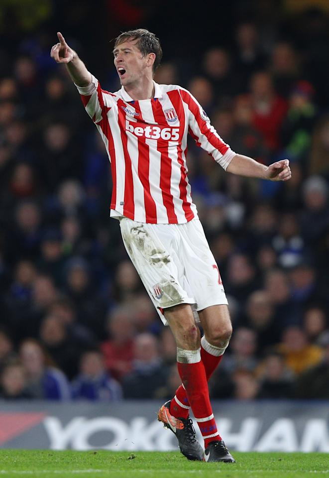 <p>The much travelled 6ft 7in forward has Premier League goals for Aston Villa (6), Southampton (12), Liverpool (22), Tottenham (12), Portsmouth (11) and Stoke (37). </p>