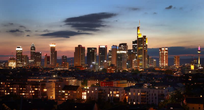 Some 83% of German firms with foreign exposure complain of collapsing revenues