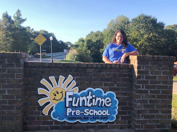 PHOTO: Lesia Daniel Hollingshead poses at Funtime Preschool, the Mississippi preschool she and her family have operated for decades in Clinton, Miss. (Funtime Preschool)