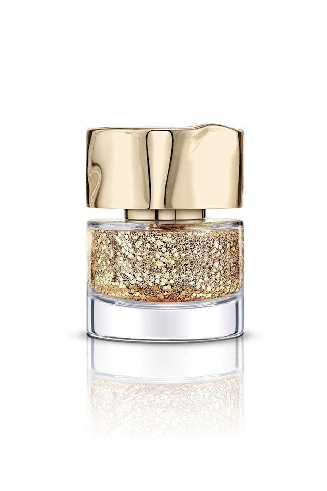 "<p>Because what's more festive than a nail topper that resembles actual glitter?</p><p><strong>Smith & Cult Nail Polish in ""Shattered Souls,"" $18; <a rel=""nofollow"" href=""http://www.smithandcult.com/glitter/shattered-souls.html"">smithandcult.com</a>.</strong></p>"