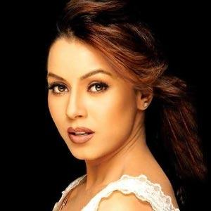 <p>Her real name is Ritu Chaudhry and she was born on September 13, 1973 in Darjeeling to an Indian father and a Nepali-origin mother from Darjeeling. </p>