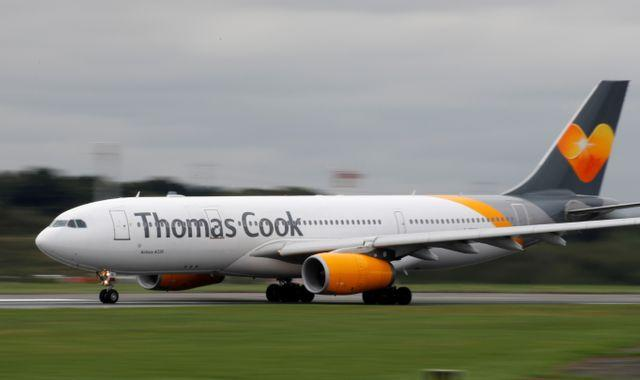 Thomas Cook: Chinese owner plots relaunch in eye of pandemic storm