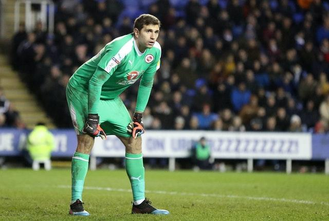 Martinez spent last season out on loan at Reading.