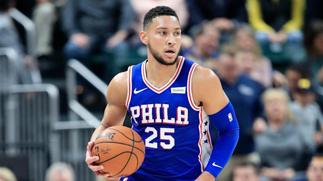 The Philadelphia 76ers have tied down Ben Simmons, according to reports, signing him to a max contract worth $170million.