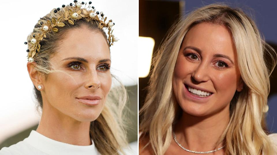 Roxy Jacenko has brsnded her former friend Candice Warner 'delusional' after their SAS Australia spat. Photo: Getty Images.