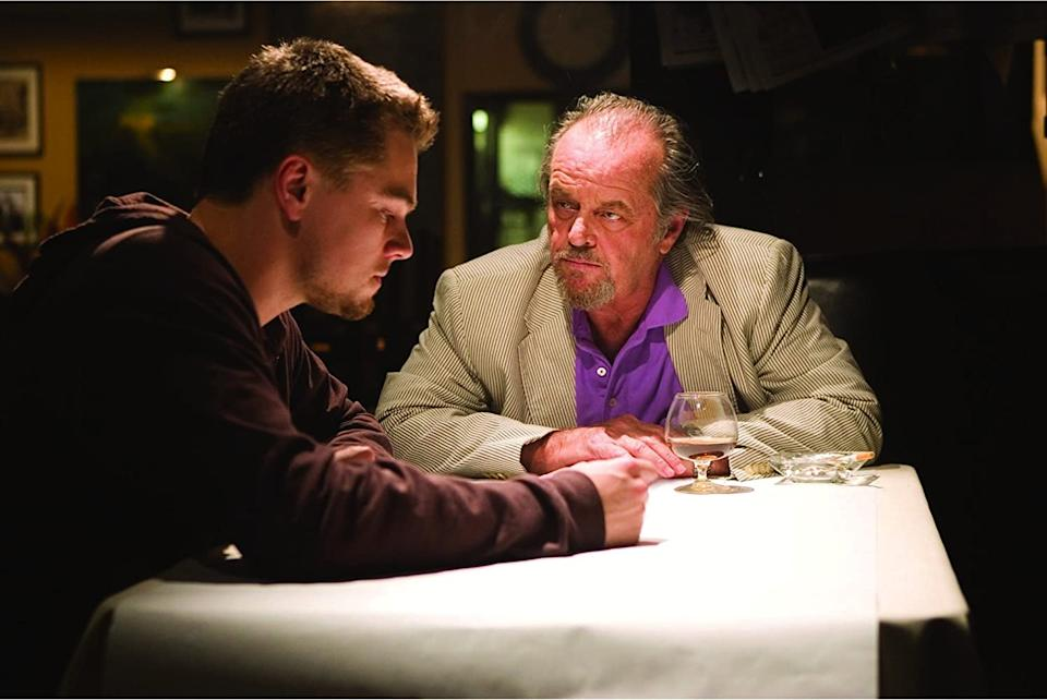Whitey Bulger apparently had huge issues with Jack Nicholson's performance in The Departed (Image by Warner Bros)