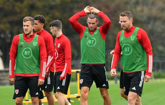 Wales Training Session – Vale Resort