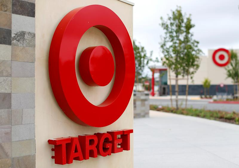 A newly constructed Target store is shown in San Diego, California, U.S. May 17, 2016. REUTERS/Mike Blake/File Photo