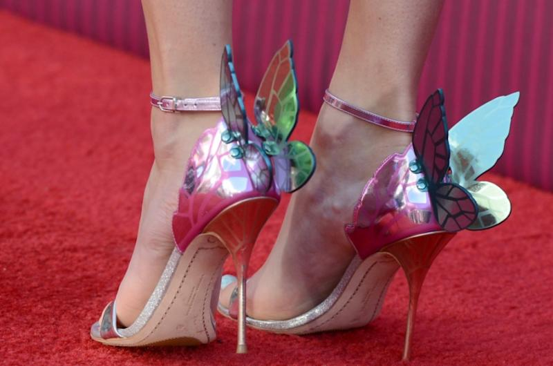 23465614defe Sophia Webster s Butterfly Heels Have Taken Off With the Celebrity Crowd