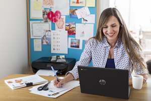 The HP Chromebook 14 G7 is perfect for teachers who need a powerful device with a large screen to tackle daily lesson plans.